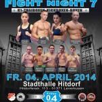 BAKIS FIGHT NIGHT 7