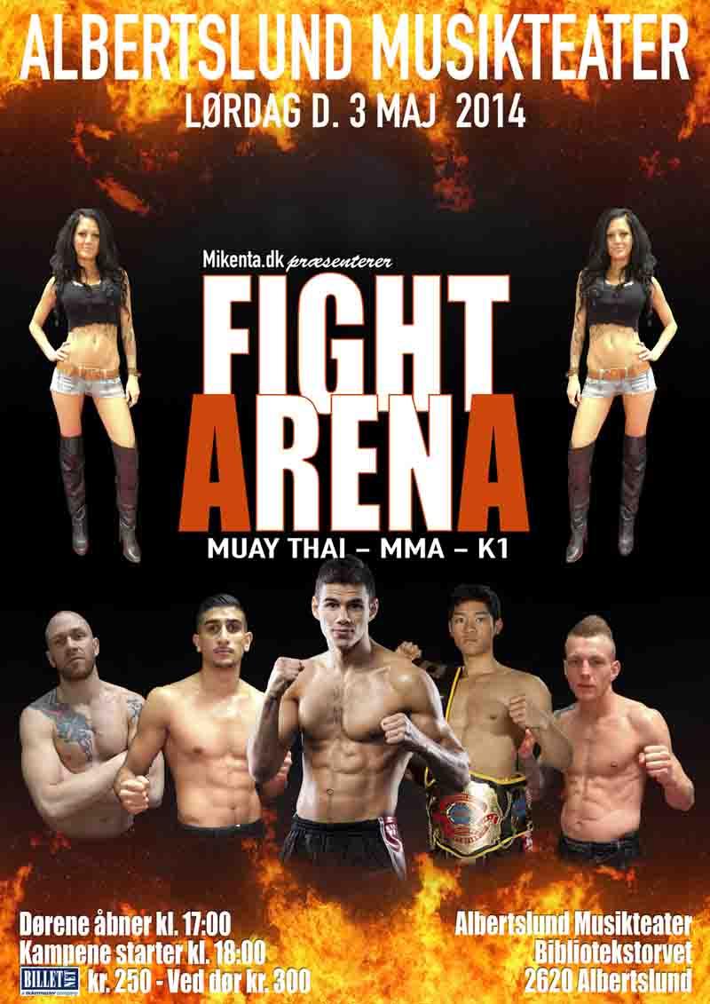 FIGHT ARENA