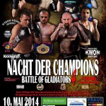 NACHT DER CHAMPIONS - BATTaLE OF GLADIATORS IV