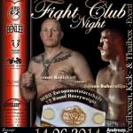 FIGHT CLUB NIGHT
