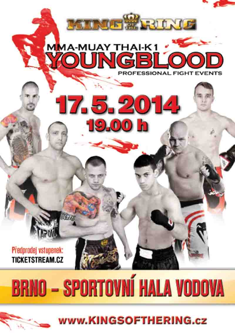 KINGS OF THE RING - YOUNGBLOOD