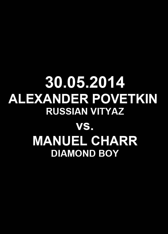 MANUEL CHARR vs. ALEXANDER POVETKIN