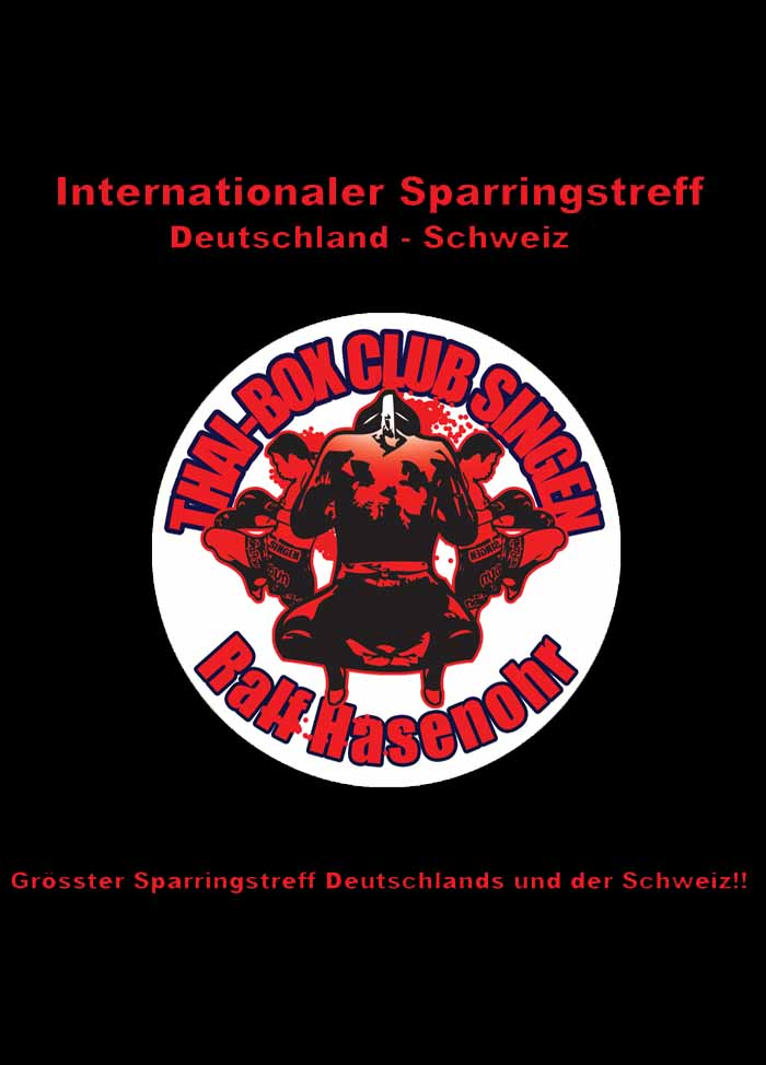 INTERNATIONALER SPARRINGSTREFF