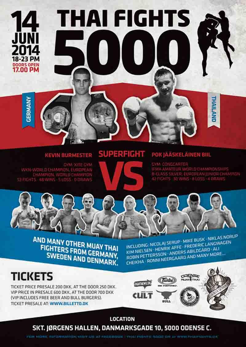 THAI FIGHTS 5000