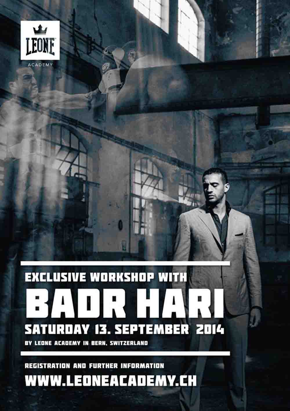BADR HARI - WORKSHOP