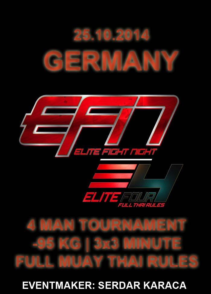 ELITE FIGHT NIGHT + ELITE 4
