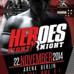 HEROES FIGHT NIGHT