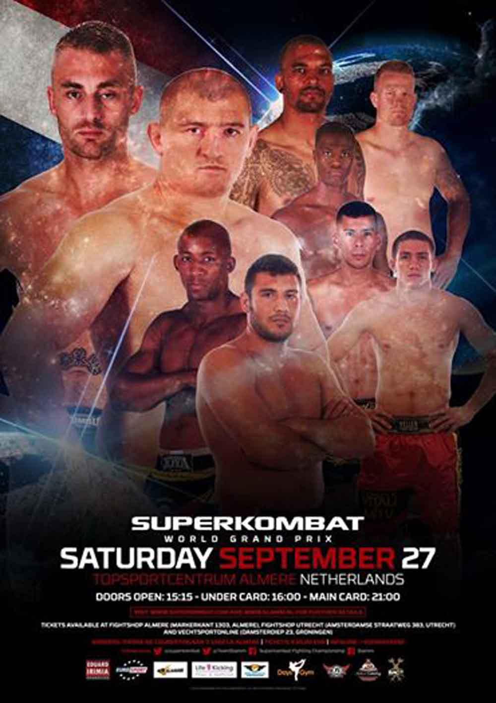 SUPERKOMBAT GRAND PRIX HOLLAND