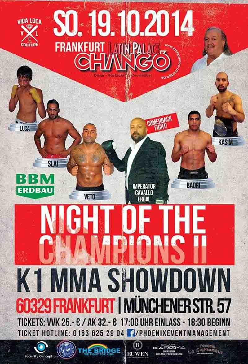 NIGHT OF THE CHAMPIONS 2