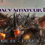 SUPREMACY AMATEUR LAGUE X