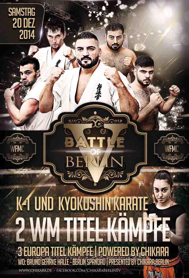 BATTLE OF BERLIN V