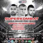 SUPERKOMBAT | WORLD GRAND PRIX FINAL
