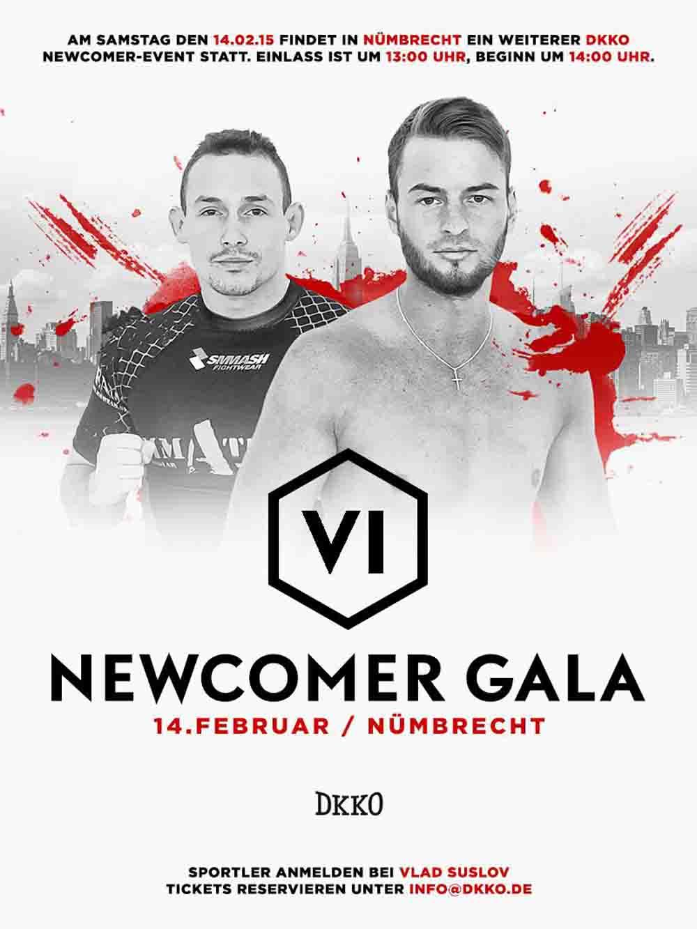 DKKO | Newcomer und Jugend Gala - VI