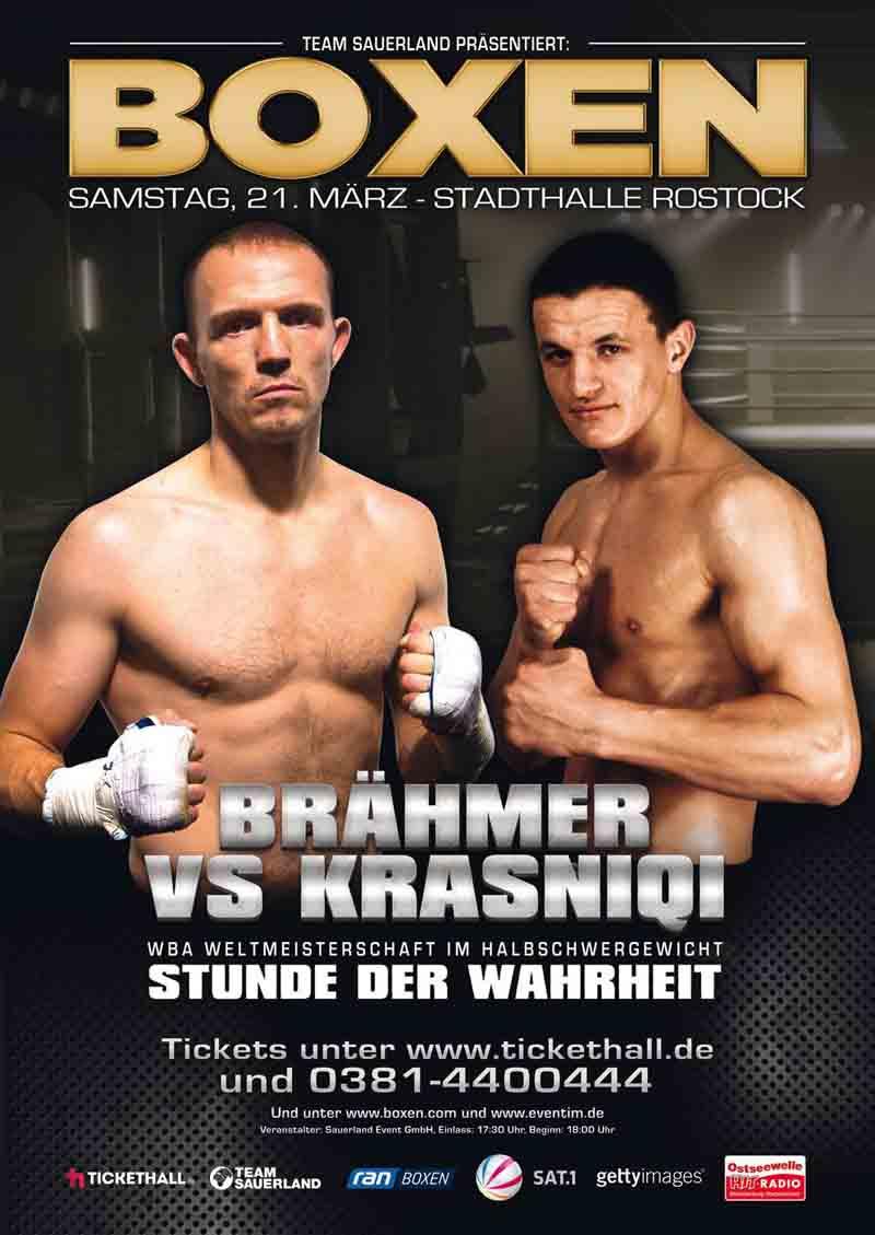 Jürgen Brähmer vs. Robin Krasniqi