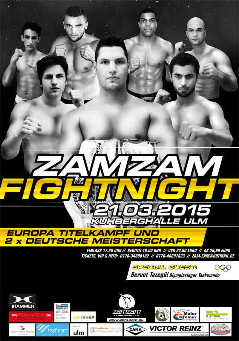 Zam Zam Fight Night