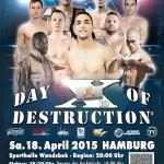 Day of Destruction X