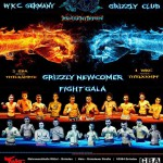 Grizzly Newcomer Fightgala