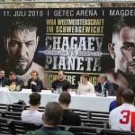 Ruslan Chagaev vs. Francesco Pianeta