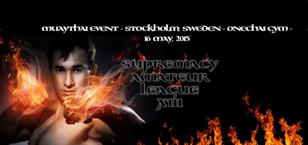 Supremacy Amateur League XIII