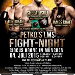 Petko´s LMS Fight Night