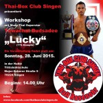 Tawachai Budsadee – Workshop