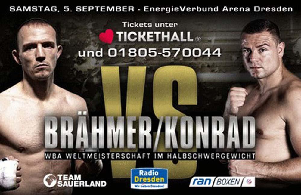 Jürgen Brähmer vs. Konni Konrad