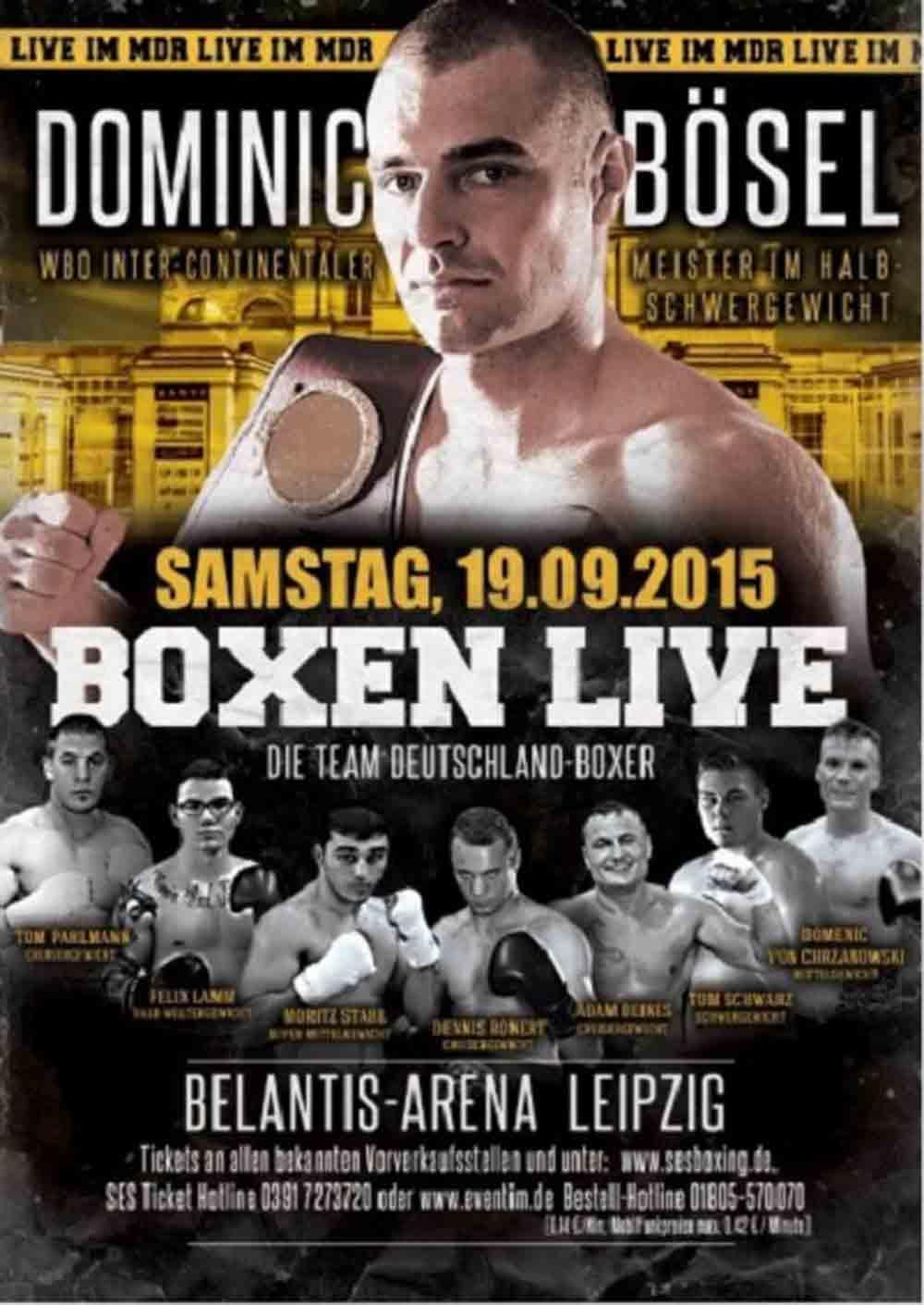 Boxen Live in Belantis