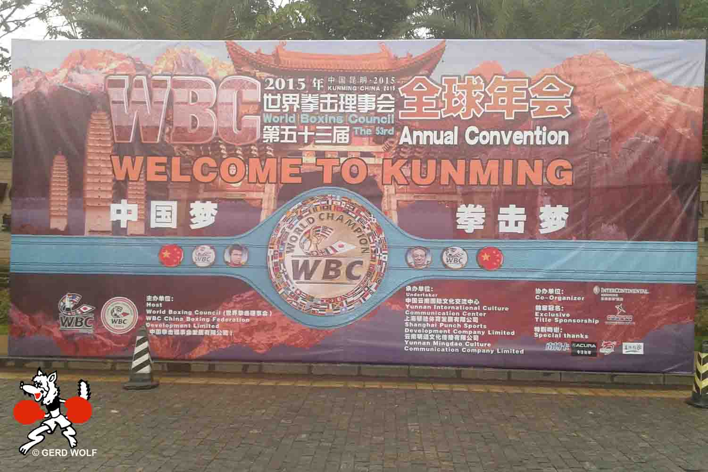 WBC - World Convention 2015